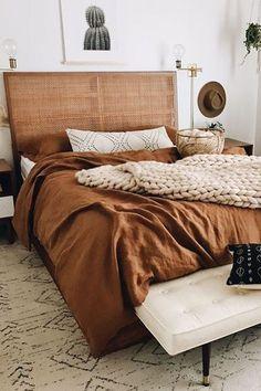 Dream Bedroom, Home Decor Bedroom, Bedroom Ideas, Bedroom Designs, Modern Bedroom, Couple Bedroom Decor, Tiny Master Bedroom, Minimalist Bedroom, Bedroom Inspo