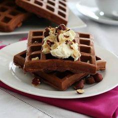 The Best Waffle Recipe: High Protein - Fitnessmagazine.com