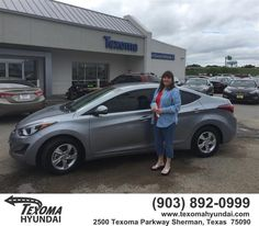 https://flic.kr/p/DbLuUW | #HappyBirthday to Shelia from Mike Red Robinson at Texoma Hyundai! | deliverymaxx.com/DealerReviews.aspx?DealerCode=L967