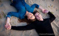 #serene #beach #beachportrait #engagement #santacruzphotographer #engagementportrait #engagementpicture
