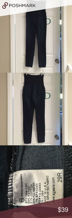 AG maternity jeans Adriano Goldschmied AG Adriano Goldschmied Jeans Skinny