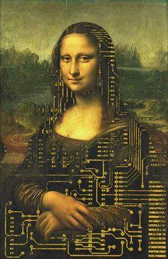 Mona Lisa Overdrive by Spiffre on DeviantArt