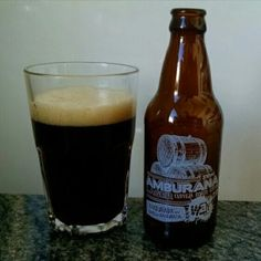 Amburana Lager by Way Beer - Ago/2014