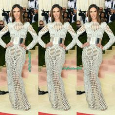 #AlessandraAmbrosio #MetGala2016  #MetGala #RedCarpet #FlyFashionDoll #InstaFashion #InstaGood #Fashion #Follow #Style #Stylish #Fashionista #FashionJunkie #FashionAddict #FashionDiaries #FashionStudy #FashionStylist #FashionBlogger #Stylist