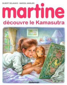 Martine découvre le Kamasutra