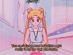 anime, beauty, cute, japan, nice, quote, sailor moon, sailormoon, truth