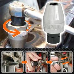 Cool Tools, Diy Tools, Extractor Tool, Technology Hacks, Garage Tools, Cool Gadgets To Buy, Big Rig Trucks, Water Pipes, Tool Storage