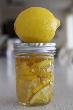 Raw Honey + Lemon Cold Syrup