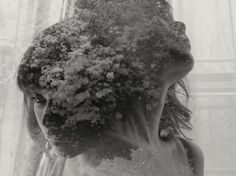 Loving the duality of these double exposure portraits by Japanese photographer,Miki Takahashi. Also, check out our awesome guide double exposures!via Fubiz