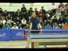 Table Tennis Score celebration