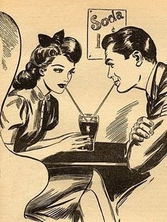 There's nothing quite like an old fashioned soda fountain.