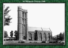 St Michael's Church 1900.