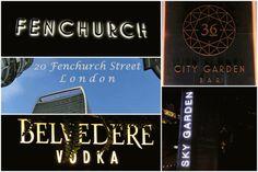 Restaurant, London, City, Funny Names, Skyscraper, Travel Report, Travel, Tips, Restaurants