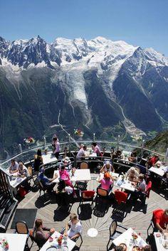 Chamonix Mont-Blanc, France
