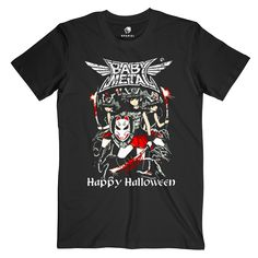 Like and Share if you want this  Babymetal Happy Halloween T shirt For Men And Women     Tag a friend who would love this!     Get it here ---> https://eparizi.com/product/babymetal-happy-halloween-t-shirt-for-men-and-women/