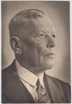 Knappertsbusch, Hans - Signed photo postcard