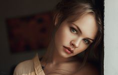 Nastya by Георгий  Чернядьев (Georgiy Chernyadyev) on 500px