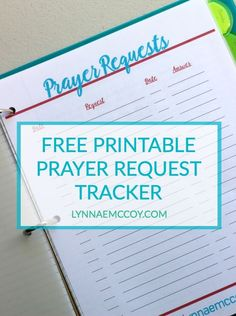 Second Chance To Dream Bible Study And Prayer Request Printables
