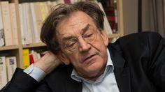 France. Alain Finkielkraut Philosophe élu ce jeudi 10  Avril 2014 à l'Académie française. ... chez lui à Paris, le 26 novembre 2013. | Pierre Villard / Sipa -