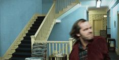GIFs From 'The Shining' / Screen Junkies on imgfave All Movies, Scary Movies, Horror Movies, Movies And Tv Shows, Movie Gifs, Movie Tv, Jack Nicholson The Shining, Stanley Kubrick The Shining, Doctor Sleep