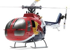Red Bull BO105 CB 130 X BNF *** You can find out more details at the link of the image.Note:It is affiliate link to Amazon.