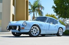1969 Triumph GT6 - I bought one of these as my 2nd car. After my 1965 Mustang Conv.