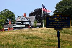 Theodore Roosevelt's Sagamore Hill Home Cries 'Bully!' - NYTimes.com