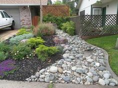 Front Yard Xeriscape On Pinterest Drought Tolerant