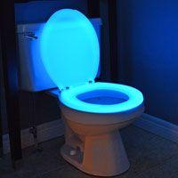 toilet seat - Night Glow Seats