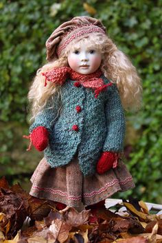 Minnie Winter by Lynne and Michael Roche