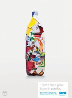 Nova York e sua massiva campanha de reciclagem
