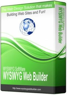 WYSIWYG Web Builder 12 Lincese Key & Patch Full Download