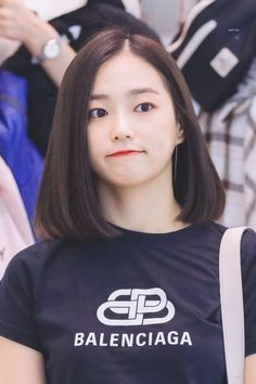 Kpop Short Hair, Ulzzang Short Hair, Asian Short Hair, Korean Short Hairstyle, Short Hair Korean Style, Korean Medium Hair, Kpop Hairstyle, Korean Haircut, Medium Hair Cuts