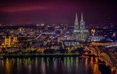 Und mal wieder Köln  :-) by Marc Colette / 500px