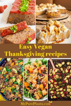 If you need delicious Vegan Thanksgiving Recipes to cook and bake the perfect Thanksgiving dinner for your family and friends, stop right here. It is not another list of 100 different recipes to get you overwhelmed and frustrated in deciding which one to choose. This is the list of carefully curated vegan recipes that will ensure you miss not a single moment or sentiment this holiday season.
