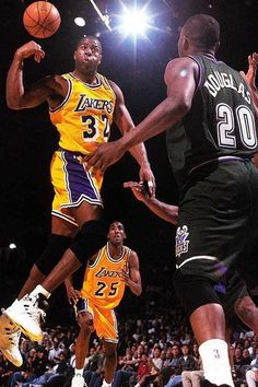 Magic - LA Lakers... All Day Everyday.. Magic For Life!!!