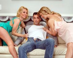 Find people for threesome