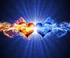 hearts fire and ice