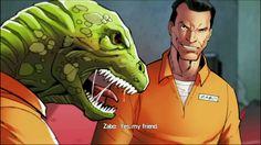 Marvel Heroes Omega - Carnage: The Bronx Zoo Bronx Zoo, Marvel Heroes, Hyde, Omega, Joker, Fictional Characters, Art, Art Background, Kunst