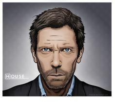 vector-art: house m.d. by mart-art.deviantart.com on @deviantART.