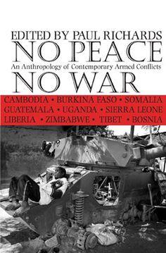 Cover of 'No Peace, No War'