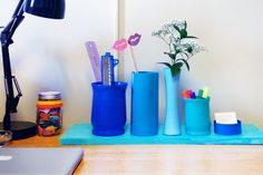 DIY Copycat: Anthropologie Pencil Holder