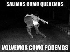 Lo que pasa los viernes en Cachicha #imagendeldia - Cachicha.com