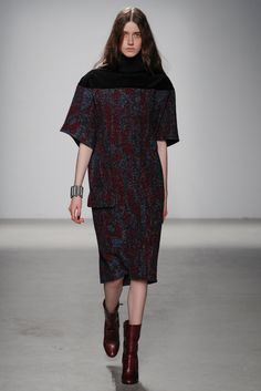 Damir Doma - Fall 2014 Ready-to-Wear - Look 2 of 32