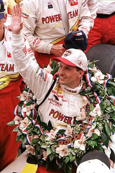 Kenny Brack ... 1999 Indy 500 winner for AJ Foyt Racing.