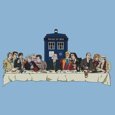 The Infinite Supper