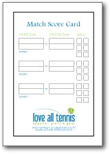 Tennis Court Diagram For Coaches And Players  Tennis Diagrams