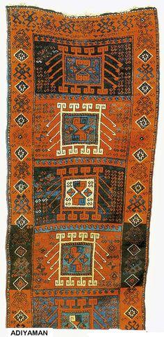 Adiyaman-Turkey Persian Carpet, Persian Rug, Turkish Design, Turkish Rugs, Kilims, Islamic Art, Bohemian Rug, Boho, Tribal Rug