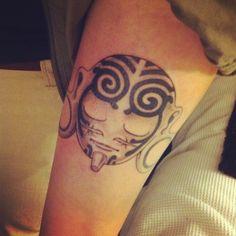 Bme logo tattoo. Calm.