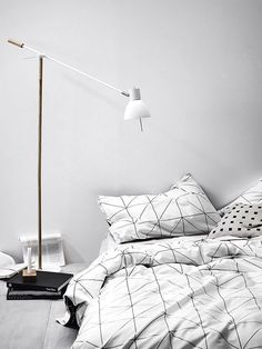 grid trend | mood board | bedding